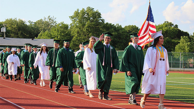 Class of 2020 Perseveres to Graduation