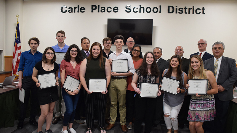 49 AP Achievers Honored