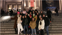 Culture Vultures Visit the Met 	photo