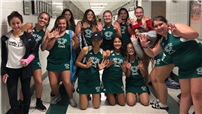 Lady Frogs Tennis Keeps On Winning photo