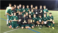 Field Hockey, Boys Soccer Win County Championships photo