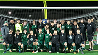 Boys Soccer Wins LI Championship photo