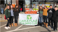 Builders and Key Clubs Step Up to Feed 100 photo