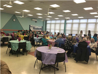Student Organization Hosts Senior Citizen Luncheon photo 2