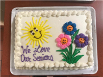 Student Organization Hosts Senior Citizen Luncheon photo 3