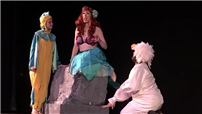 Cherry Lane Kids Connect with The Little Mermaid